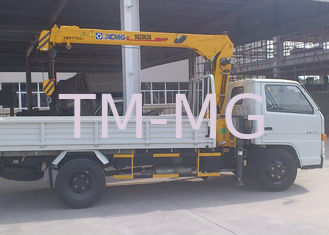 China XCMG SQ2SK2Q Telescopic Boom Crane Vehicle Mounted Crane 21000kg 4.2 T.M supplier