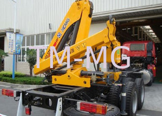 3200kg 6.72 TM Lifting heavy duty crane / hydraulic boom crane Commercial