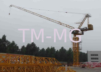 China XCMG Travelling 8 Ton Luffing Tower Crane 50 Meters XGTL120 supplier