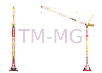 China 50 Ton 60meter Construction Tower Crane , XGTL750/750II XCMG Crane supplier