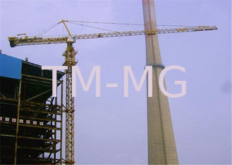 China Xugong H3 / 36B Construction Tower Crane , 60m 12 Tons Luffing Tower Crane supplier