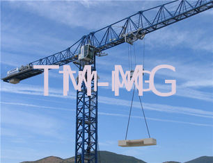 China Durable 10ton XCMG Tower Crane , XGTT200A Flat Top Tower Crane supplier