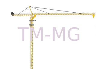 China High Efficiency XGT280A 70m 16 Ton Tower Crane For Building Construction supplier