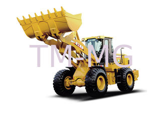 China LW900KN - LNG Yellow Wheel Loader earthmoving machines Excellent performance supplier