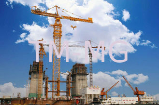 China Small XCMG XGT160C 6 Ton Q345B Steel Building Site Cranes 60m supplier