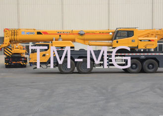 China XCT80 superior truck mounted telescopic crane 14770mm Overall Height supplier