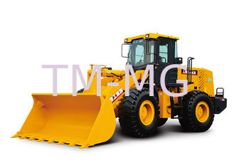 China Strong Structure LW500KN Wheel Loader Earthmoving Machinery Long Service Life supplier