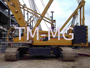 China Durable Construction Site Mobile Hydraulic Crawler Crane , QUY250 XCMG Crawler Crane supplier