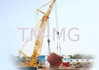 China Durable XCMG Mobile crawler crane rental Hydraulic lift XGC300 supplier