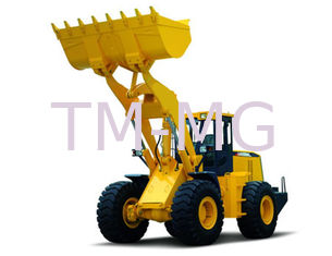 China 5000KG LW500E Earthmoving Machinery Wheel Loader With double pump interflow supplier