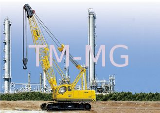 China XCMG brand Durable Mobile Hydraulic Crawler Crane QUY50 , Tracked Lattice Boom Crawler Cranes supplier