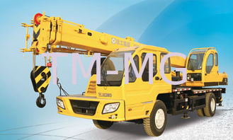 China Hydraulic Mobile Crane QY12B.5 Truck Crane For Safety Transportion supplier