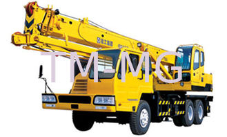 China Environmental Friendly QY16C Truck Crane Hydraulic Mobile Crane supplier