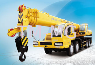 China Durable Municipal Services QY50B.5 Truck Crane With Hydraulic Mobile Crane supplier