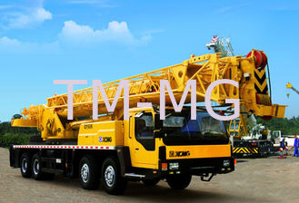 China Durable 60 Tons QY60K Truck Crane With 2060kN.m Base Boom supplier