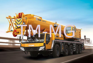 China Durable Safety Transportion 180T Hydraulic Mobile Crane , QAY180 All Terrian Crane supplier