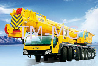China Durable 6-segment retractable boom QAY220 Hydraulic Mobile Crane supplier