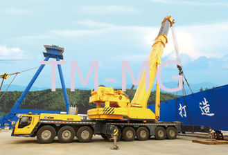 China Durable All Terrian Crane QAY500 Hydraulic Mobile Crane With Digital Indicator supplier