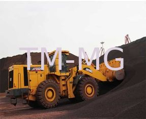 China Durable Easy Operation And Maintenance LW1200K Wheel Loader , Earthmoving Machinery supplier