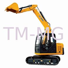 XE80 Excavator 60kw Earthmoving Machinery With Efficient Low Consumption