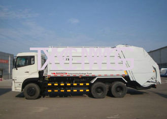 China Collecting Refuse Special Purpose Vehicles , Front Load Garbage Truck supplier