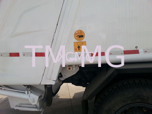 China Rear loading detachable Garbage Compactor Truck , 9.6m3 Special Purpose Vehicles supplier