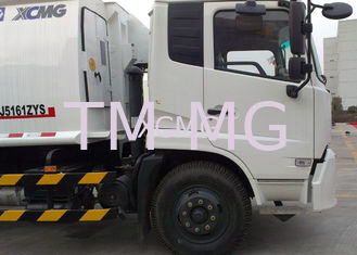 China Special Purpose Vehicles XZJ516lZYSA4 Rear Loading Detachable Container supplier