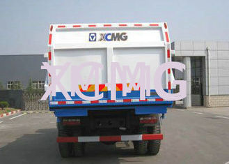 China Special Purpose Vehicles Self Dump Trucks , Waste Collection Vehicles XZJ5160ZLJ supplier