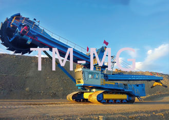 China DWY3000 Full Hydraulic Bucket Wheel Excavator For Mining Coal Loading Unloading supplier