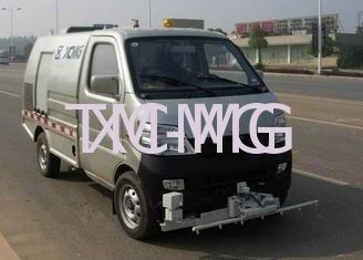China Electrical Automatic Special Purpose Vehicles , 1320L Street Cleaning Equipment supplier