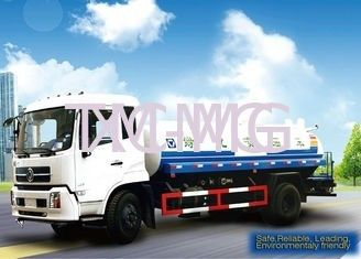 China Safe Special Purpose Vehicles , Water Tanker For Insecticide Spraying & Guardrail Washing supplier