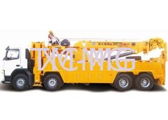 China Durable 250KN Wrecker Tow Truck , 6 Tons To 60 Tons Breakdown Truck For Rescue Conditions supplier