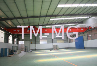 China Customized Electric Single Beam Overhead Bridge Crane LP 3 / 5 / 8 / 12.5 Ton supplier