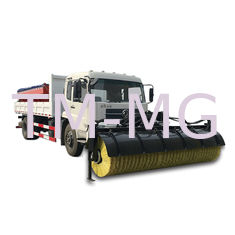 China JYJ5169TXC Special Purpose Vehicles Snow Removal Vehicles With Snow Plow supplier