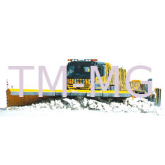 China 4 In 1 Snow Removal Machine Tetlan Push / Scan / Blow / Sprinkle Snow Remove supplier