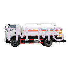 China 6045kg Special Purpose Vehicles Road Spray Sprinkler For Dust Suppression supplier