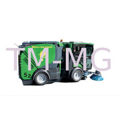 China Hydraulic Special Purpose Vehicles Small City Road S2 Pavement Sweeper supplier