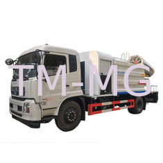 Dust Suppression Special Purpose Vehicles Vehicle Fogging Disinfection Sprayer Truck