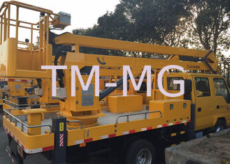 China XCMG Bucket Articulating Articulating Boom Crane 2Ton Lifting Capacity supplier