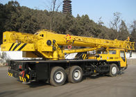 China Durable QY25K5 Truck Crane Hydraulic Mobile Crane For Lifting Operation factory