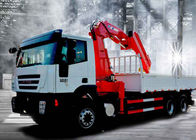 China Truck Loader Knuckle Boom Crane, 12 Ton Cargo Truck Mounted Crane with CE Certificate company