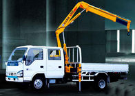 China Folding Boom Truck Mounted Crane, 6.72 T.M Hydraulic Truck Crane xcmg factory