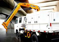 China Durable Lifting Knuckle Boom Truck Mounted Crane With 7.5m Max Lifting Height company