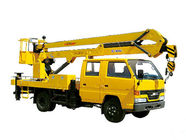China XCMG Bucket Articulating Articulating Boom Crane 2Ton Lifting Capacity factory