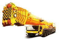 China XCMG 650ton All Terrain truck mounted cranes equipment QY650 , low noise factory
