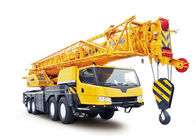 China XCT80 superior truck mounted telescopic crane 14770mm Overall Height factory