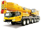 China Extended Boom Hydraulic Mobile Crane Large Working Scope XCT220 factory