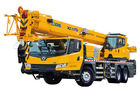 China Energy Efficient mobile crane truck , telescopic truck boom crane XCT25L5 factory