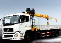 China Durable Telescopic Cargo Crane Truck 12000 kg Mounted Crane 4250 kg factory