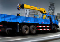 China Comfortable 10 Tons Cargo Knuckle Boom Crane Equip With Disc Brake company
